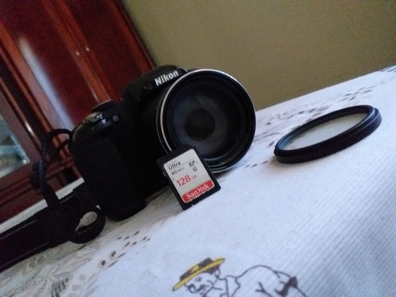Cámara Nikon Coolpix P610