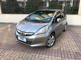 Honda Fit 1.4 Lx Flex + Automático