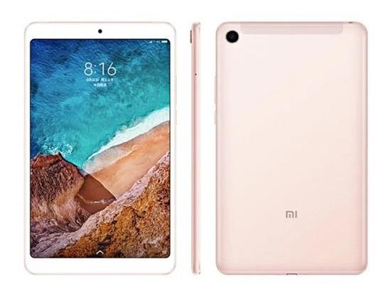Tablet Xiaomi Mi Pad 4 8 Wifi + Celular 4g Lte + Nf-e