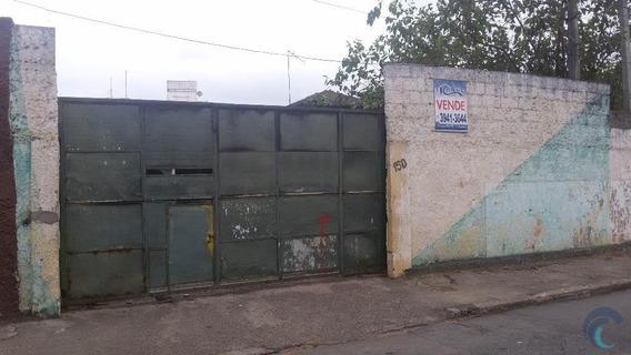 Terreno Residencial À Venda, Santana, São José Dos Campos. - Te0051