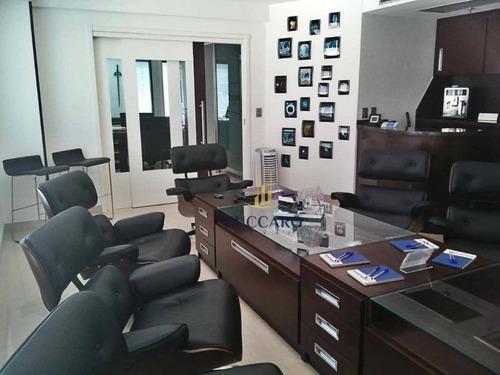 Sala À Venda, 33 M² Por R$ 340.000 - Centro - Guarulhos/sp - Sa0595