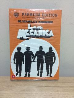 Dvd Duplo Laranja Mecânica Premium Edition - Kubrick Raro