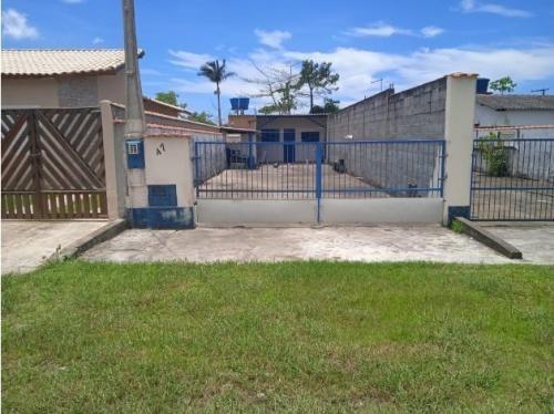 Casa Na Praia De Itanhaém 85 Mil À Vista ,confira!! 7576 J.k