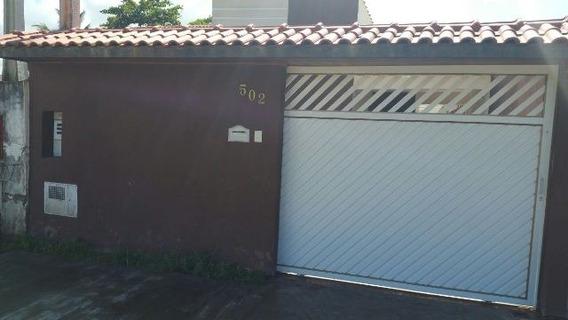 Ótima Casa Lado Praia No Bairro Nova Peruíbe !! Refe:4116