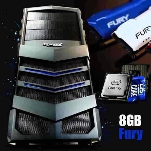 Pc Cpu Gamer Performance Intel I5 8gb 1tb Wifi 500w Promoção