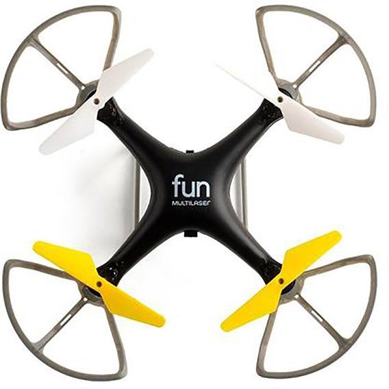Drone Fun Alcance 50 Metros 4 Hélices Es253 Multilaser
