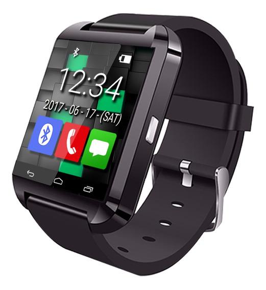 Smartwatch Gadnic Android Bluetooth Celular Reloj Cuotas