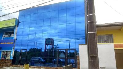 Prédio Comercial Em São Francisco Do Sul | 284 M² De Área Construída - Sa00811 - 34156080