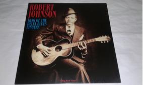 Lp Robert Johnson King Of The Delta Blues Singers Vinil