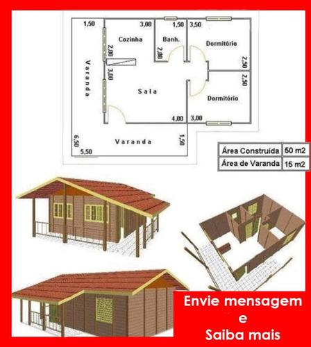 Imagem 1 de 1 de Casas De Madeira