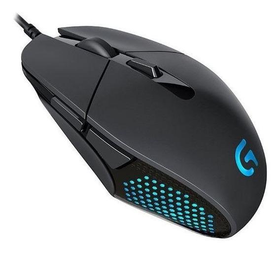 Mouse Logitech G302 Daedalus Prime 1000hz 1ms - 4000 Dpi