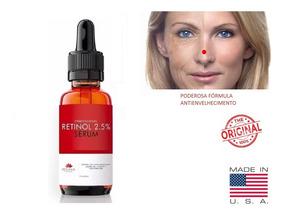 Serum Retinol 2,5% Anti-idade Antienvelhecim Envio Imediato