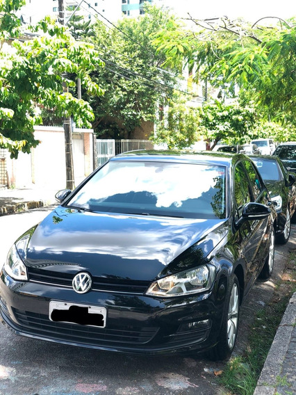 Volkswagen Golf Tsi 1.4 Turbo 2015 Unico Dono