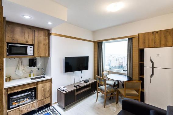 Apartamento À Venda - Consolação, 2 Quartos, 56 - S893024744