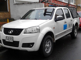 Great Wall Wingle 2.5 Mt 4x4 Dsl