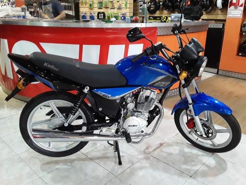 Keller Stratus 150 Full 0km  Tamburrino Motos