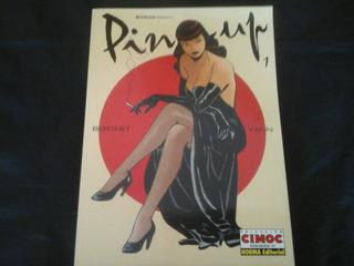 Coleccion Cimoc: Pin Up # 1 - Berthet/yann