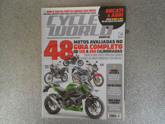 Revista Cycle World Nº 23 Ano 2