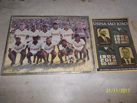 Coleção Futebol Poster União São João Araras Anos 80 Coleção