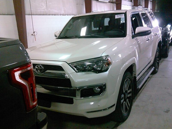 Toyota 4runner Limited 4x4 2017