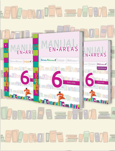 Imagen 1 de 1 de Manual En Áreas 6 Nación - Estación Mandioca -