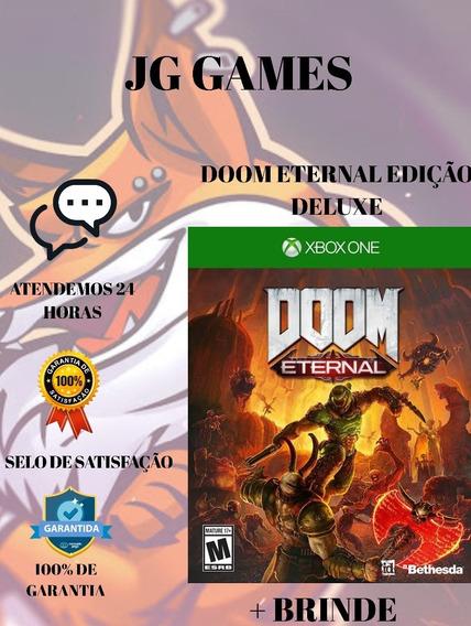 Doom Eternal Deluxe Edition Mídia Digital Xbox One
