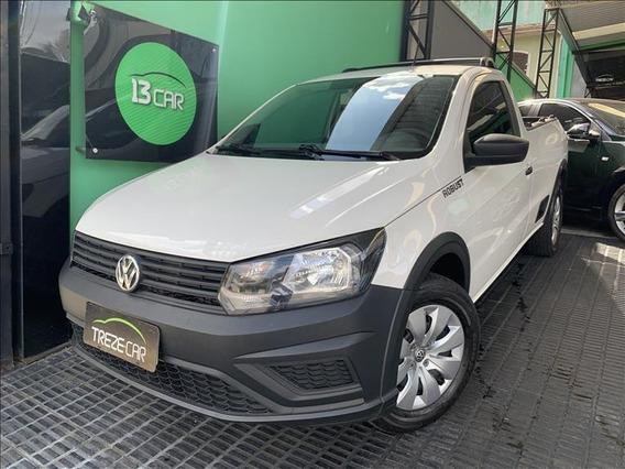Volkswagen Saveiro 1.6 Msi Robust Cs Flex - Completa