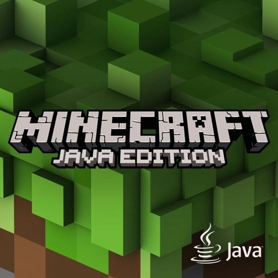 Minecraft Java Edition Original Promoção