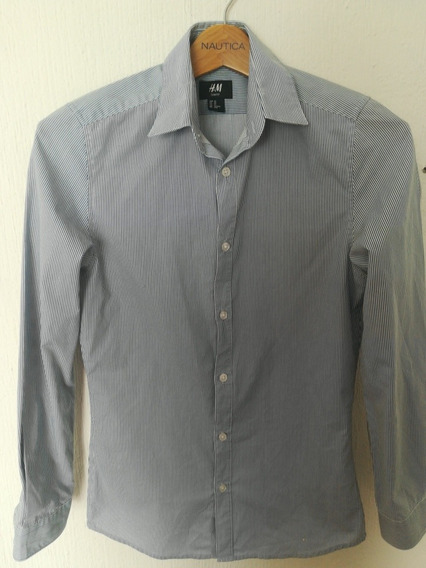 H&m Camisa Xtra Chica