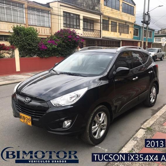Hyundai Tucson 4x4 Ix35 2,4 Limited