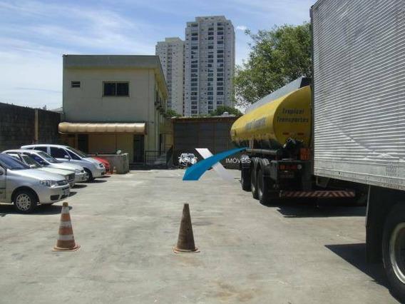 Terreno Para Alugar, 1.320 M² - Ipiranga - São Paulo/sp - Te0271