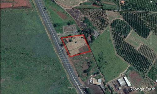 Área À Venda, 15000 M² Por R$ 2.250.000,00 - Tatu - Limeira/sp - Ar0012