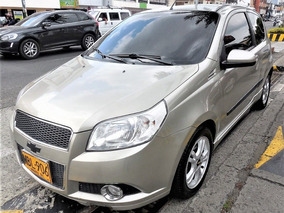 Chevrolet Aveo Gti Emotion Mod 2012 1.6 L