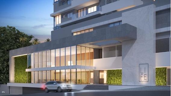 Apartamento Para Venda Em Ponta Grossa, Estrela, 3 Dormitórios, 1 Suíte, 2 Banheiros, 2 Vagas - Ecblifecobduplex