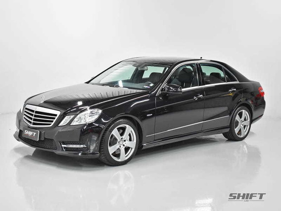 Mercedes-benz E-350 Avantgarde Sport Blueefficiency V-6