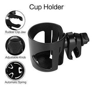 Soporte Universal Para Vasos Choches, Cup Holder By Accmor