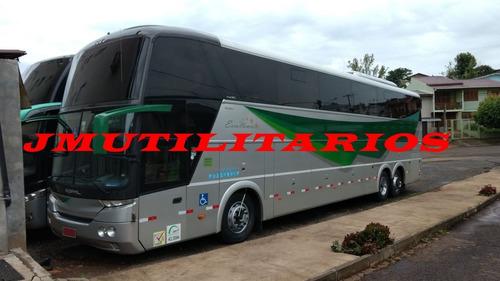 Comil Ld Ano 2011 Scania K380 - Rodoviario - Jm Cod 153