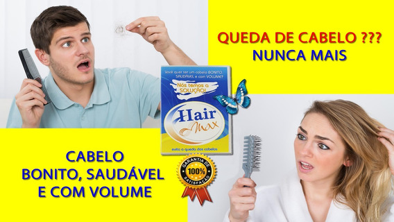 Programa Hair Max Prof. Carlos Rosa - Frear Queda Do Cabelo
