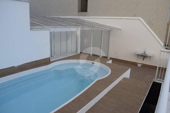Cobertura Residencial À Venda, Ipanema, Rio De Janeiro. - Co5715