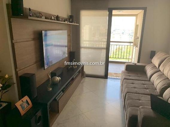Apartamento Para Para Alugar Com 3 Quartos 2 Salas 85 M2 No Bairro Vila Romana, São Paulo - Sp - Rcf0819l