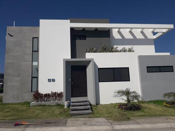 Casa En Venta Colonia Punta Tiburón Alvarado Veracruz