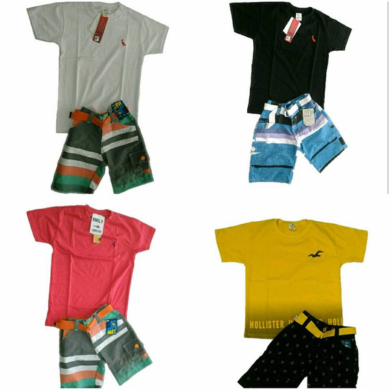 Conjunto De Roupa Infantil Masculino 20 Conjunto Infantil Menino Masculino Crianças De 2 Meses A 5 Anos