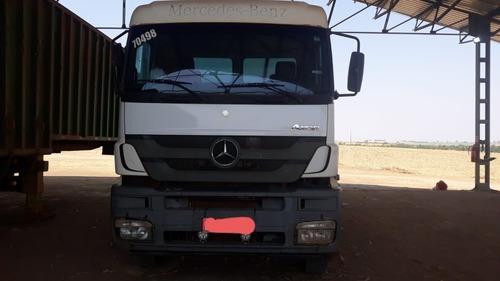 Imagem 1 de 8 de Mercedes Benz Axor 3344 (6x4)