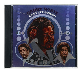 Cd Barry White - Can