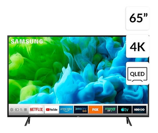 Qled 65 65q60r 4k Ultra Hd Smart Tv Envio Gratis Toda Arg