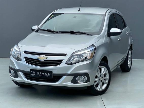 Chevrolet Agile 1.4 Ltz