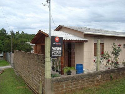 Casa Residencial À Venda, Campo Grande, Estância Velha. - Ca1582