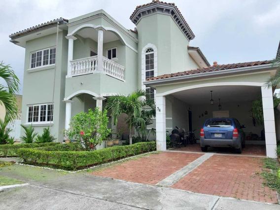 Casa En Alquiler En Ancon #19-6309hel**