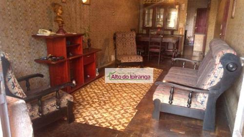 Casa Com 3 Dormitórios, 142 M² - Venda Ou Aluguel  - Vila Mariana - São Paulo/sp - Ca0300