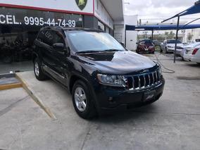 Jeep Grand Cherokee 5p Laredo 4x2 V6 Aut Lujo